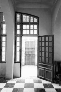 Inside Hanoi Hilton Prison by Danita Delimont