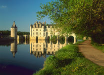 River Cher von Danita Delimont