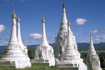 Pagodas von Danita Delimont