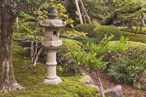 Kenroku-en Lantern von Danita Delimont