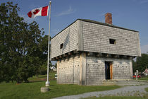 Andrews Blockhouse National Historic Site by Danita Delimont