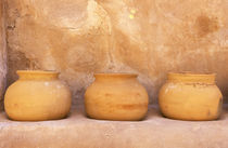 Storehouse Pots by Danita Delimont