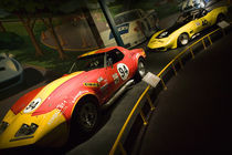 Display of race winning Corvette Sportscars by Danita Delimont