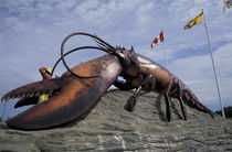World's largest lobster (11x5 meters); Oh! Canada von Danita Delimont