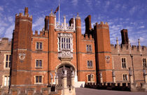 Hampton Court Palace by Danita Delimont
