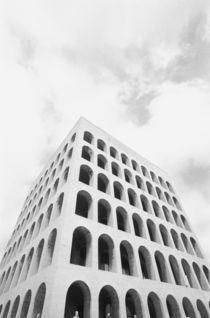 EUR Palazzo del Lavoro by Danita Delimont