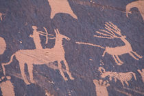 Petroglyphs by Danita Delimont