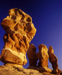 Devils Garden in the Grand Staircase Escalante in Utah by Danita Delimont