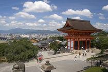 Kiyomizu Temple von Danita Delimont