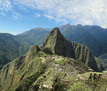 The ancient lost city of the Inca von Danita Delimont