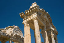 Turkey Aphrodisias a Roman Archaelogical Site by Danita Delimont
