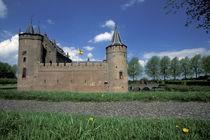 Muiden Muiden Castle von Danita Delimont