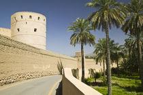 Rustaq Fort / Exterior by Danita Delimont