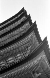 Temple detail by Danita Delimont