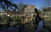 The Historic Old Mill by Danita Delimont