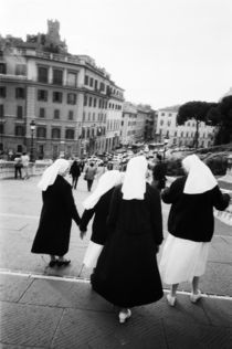 Nun Patrol! (NR) by Danita Delimont