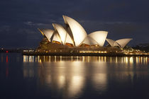 Sydney Opera House on a Cloudy Dawn von Danita Delimont