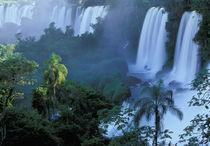 Iguacu Falls by Danita Delimont