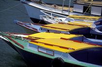 Small boats in Port of Lautoka von Danita Delimont