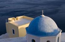 Oia Santorini von Danita Delimont