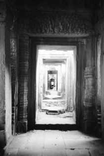 Doorways Preah Khan von Danita Delimont