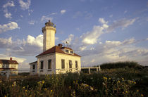 Port Wilson Lighthouse von Danita Delimont