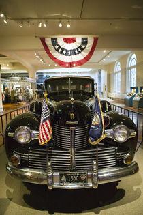 Truman Presidential Car von Danita Delimont