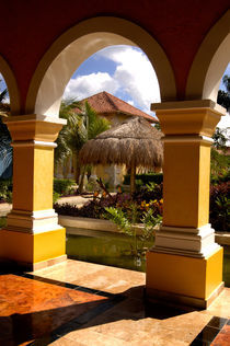 Architecture at Iberostar Resort by Danita Delimont