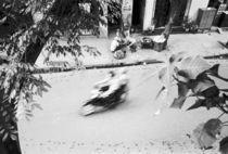 Motorbike in Old Hanoi von Danita Delimont