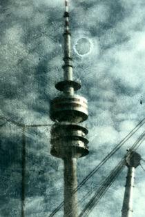 Munich television tower art von Falko Follert