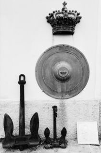 Details of Naval Museum by Danita Delimont