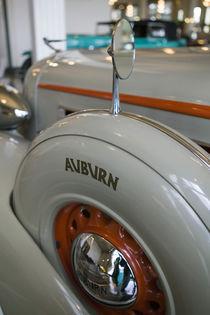 1930's Auburn Car Detail von Danita Delimont
