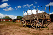 Hubbell Trading Post Historic Site by Danita Delimont