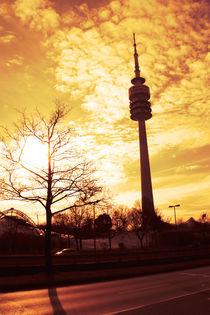 Fernsehturm München by Falko Follert