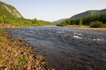 Marguerite river in Parc du Saguenay by Danita Delimont