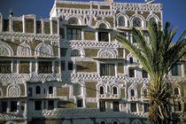 Yemeni house by Danita Delimont