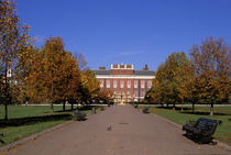 Kensington Palace in autumn von Danita Delimont