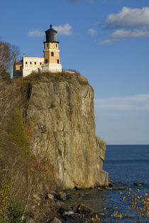 Split Rock Lighthouse on Lake Superior von Danita Delimont