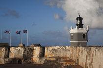 El Morro lighthouse von Danita Delimont