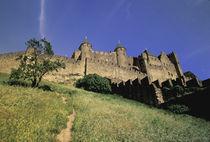 Languedoc Carcassonne von Danita Delimont