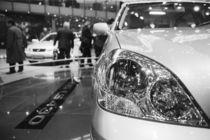 Geneva Motor Show; Lexus car detail von Danita Delimont