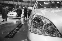 Geneva Motor Show; Lexus car detail by Danita Delimont