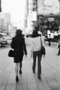 Young women on the Ginza by Danita Delimont