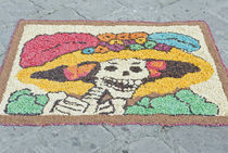 Day of the Dead Katrina Decoration von Danita Delimont