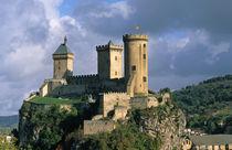 Foix; Ariege; France von Danita Delimont