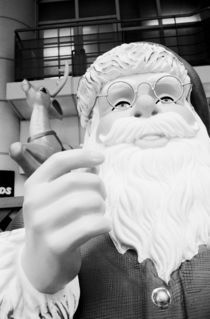 Santa Claus in Ikebukuro von Danita Delimont