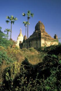 Kubyauk-Gyi Temple von Danita Delimont