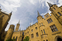 Hohenzollern Castle by Danita Delimont