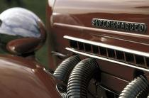1930 Auburn Speedster detail by Danita Delimont