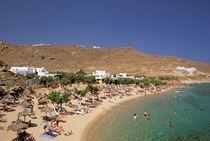 Paradise Beach von Danita Delimont